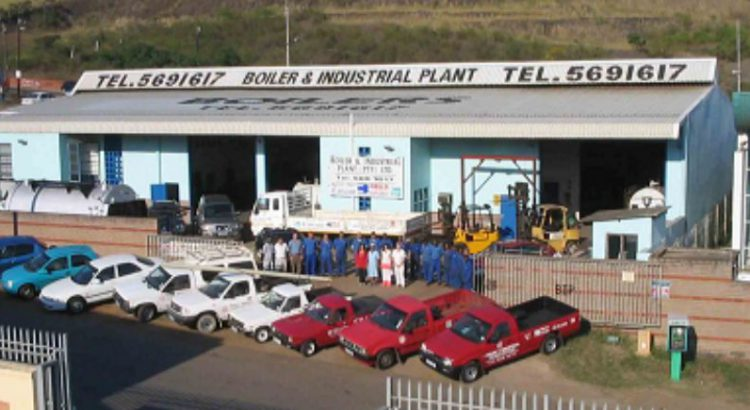 Boiler & Industrial Plant